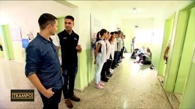 `Trampo`: Cedesp do Jaçanã oferece qualificação para pessoas entre 15 e 59 anos - Na reportagem de hoje da série, vamos conhecer o Cedesp São Benedito, no Jaçanã, que oferece capacitação e a