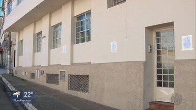 Prédio residencial é interditado por falta de segurança em Pouso Alegre (MG) - Prédio residencial é interditado por falta de segurança em Pouso Alegre (MG)