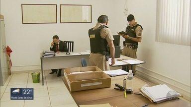 Operação da Receita Federal e do Ministério Público combate crimes e fraudes em Passos - Operação da Receita Federal e do Ministério Público combate crimes e fraudes em Passos