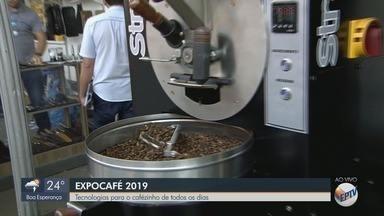 Expocafé apresenta tecnologias para aumentar a qualidade do café - Expocafé apresenta tecnologias para aumentar a qualidade do café