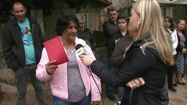 Prefeitura responde moradores que cobram melhorias em rua do Bairro Ipê - Na terça-feira (14), o Meio-Dia Paraná esteve ao vivo na rua Cajati.