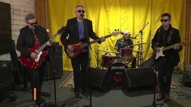 Banda de Rock gaúcho, Tenente Cascavel lança álbum 'Eletrizante Radar' - Grupo surgiu em 2008, formado por ex-integrantes das bandas TNT e Os Cascavelletes.
