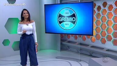 Globo Esporte RS - Bloco 1 - 16/05/19 - Assista ao vídeo.