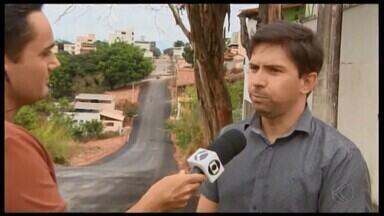Reportagem do MG1 acompanha as mudanças na Avenida Amazonas em Divinópolis - Diretor de Planejamento comentou sobre as alterações.
