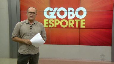 Globo Esporte CG: confira a íntegra do Globo Esporte PB desta quinta-feira (16.05.19) - Marcos Vasconcelos aborda as últimas notícias do esporte na Paraíba