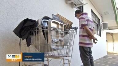 ONG que atende vítimas de abuso infantil é furtada em Campo Grande - Bandidos causaram prejuízo de R$ 5 mil.