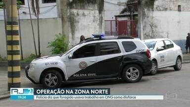 Polícia prende 13 suspeitos em operação de combate ao tráfico na Zona Norte - Foragido da justiça usava trabalho em ONG como disfarce.