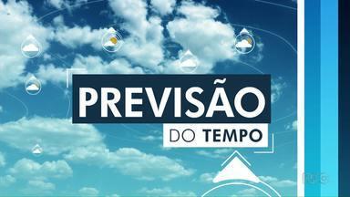 Pode chover nesta sexta-feira na região de Londrina - Não tem previsão de chuva volumosa e os próximos dias seguem com temperatura amena.
