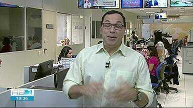 Almir Vilanova chama os detaques do AB1 da sexta-feira (17) - Telejornal inicia às 12h.