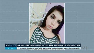 Conselho Tutelar quer responsabilizar motel por permitir entrada de adolescente no local - MP acatou o pedido