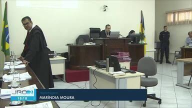 Caso Naiara Karine - Segundo dia do julgamento de dois réus já condenados pelo homicídio. Agora respondem por estupro
