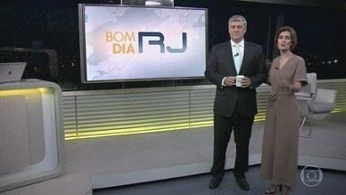 Bom Dia RJ - Edição de sexta-feira, 17/05/2019 - As primeiras notícias do Rio de Janeiro, apresentadas por Flávio Fachel, com prestação de serviço, boletins de trânsito e previsão do tempo.