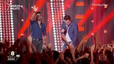 Marcos & Belutti tem um dos maiores hits da região sul - A dupla canta 'Tonelada de Solidão'