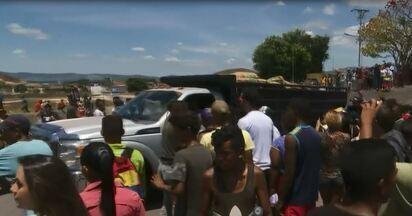 Uma semana após reabertura da fronteira, mais de 3 mil venezuelanos já chegaram em RR - Uma semana após reabertura da fronteira, mais de 3 mil venezuelanos já chegaram em RR