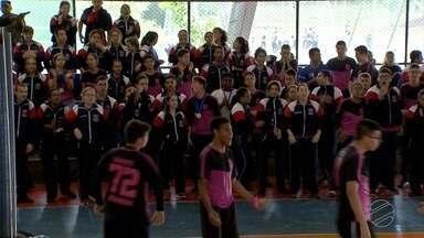 Jogos Militares - A competição reuniu atletas de várias modalidades.