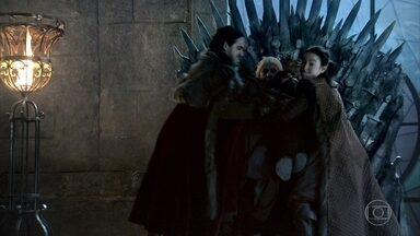 Dança dos Tronos - O último a sentar governa os sete reinos