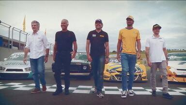 Quinteto de pilotos centenários da Stock Car relembram momentos históricos dos 40 anos da categoria - Quinteto de pilotos centenários da Stock Car relembram momentos históricos dos 40 anos da categoria