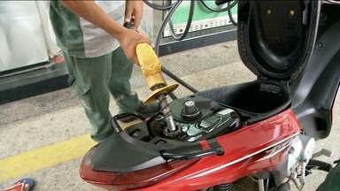 Preço da gasolina tem novo reajusto no Maranhão - Aumento desta vez é com base na tabela estabelecida pelo Conselho Nacional de Política Fazendária.