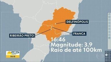 Tremor de terra assusta moradores do interior de São Paulo - Epicentro foi em Delfinópolis, Minas Gerais, mas abalo foi sentido num raio de mais de 100 km