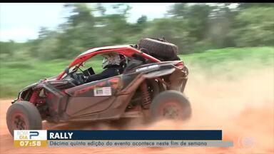15ª edição do Rally do Companheirismo acontece neste fim de semana - 15ª edição do Rally do Companheirismo acontece neste fim de semana
