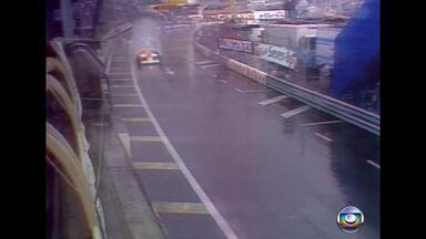 Lauda foi ultrapassado por Senna durante GP de Mônaco de 1984 - Em disputa na prova sob chuva, brasileiro mostrou cartão de visitas ao austríaco