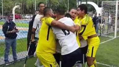 Corinthians/Mogi vence jogo no Paulista de futebol de amputados - Time mogiano levou a melhor sobre o São Paulo.
