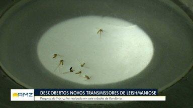 Pesquisadores de Rondônia descobrem novos mosquitos que transmitem leishmaniose - Descoberta faz parte da Fiocruz de Rondônia.