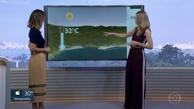 Frente fria faz a temperatura cair no fim de semana - Confira a previsão completa com Anne Lottermann