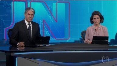 Jornal Nacional, Íntegra 22/05/2019 - As principais notícias do Brasil e do mundo, com apresentação de William Bonner e Renata Vasconcellos.