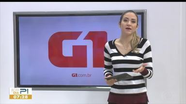 Confira o destaque do G1 no Bom Dia Piauí - Confira o destaque do G1 no Bom Dia Piauí