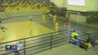 Confira gols e resultados da rodada da Taça EPTV de Futsal desta quinta-feira (23) - Confira gols e resultados da rodada da Taça EPTV de Futsal desta quinta-feira (23)