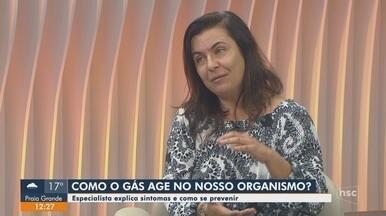 Entenda os riscos do gás que pode ter provocado a morte de seis brasileiros no Chile - Entenda os riscos do gás que pode ter provocado a morte de seis brasileiros no Chile
