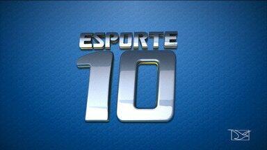 Confira os destaques do Esporte 10 - Veja os assuntos que vão ao ar no programa deste sábado (25).