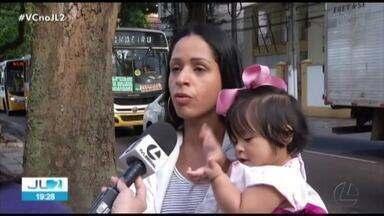 Veja o reencontro do bebê com o policial militar que lhe salvou a vida - Sargento ajudou menina e ainda acalmou os pais na estrada de acesso à Ilha de Mosqueiro, em Belém.