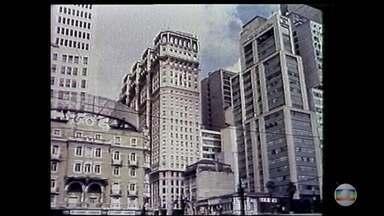 Edifício Martinelli completa 90 anos e faz parte da história de São Paulo - O edifício foi reaberto para visitação do público. Veja também as exposições sobre o arquiteto Gregori Warchavichik e o grupo de voluntários que pintou e decorou uma escola pública na Zona Leste.