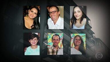 Fantástico mostra o que aconteceu no dia em que família brasileira morreu no Chile - Autoridades chilenas encontraram alta concentração de monóxido de carbono no apartamento, que não era vistoriado há pelo menos 15 anos.
