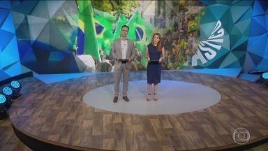 Fantástico - Edição de 26/05/2019 - Reportagens especiais e as notícias mais importantes da semana, com apresentação de Tadeu Schmidt e Poliana Abritta.