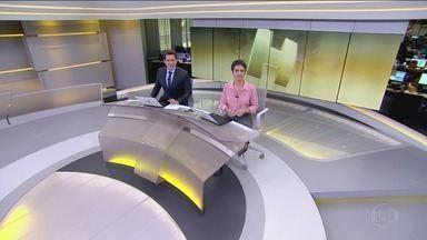 Jornal Hoje - íntegra 27/05/2019 - Os destaques do dia no Brasil e no mundo, com apresentação de Sandra Annenberg e Dony De Nuccio