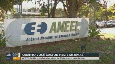 Aneel decide nesta sexta-feira a bandeira tarifária para o mês de junho - O sistema está em vigor desde 2015.