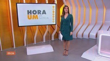 Hora 1 - Edição de terça-feira, 04/06/2019 - Os assuntos mais importantes do Brasil e do mundo, com apresentação de Monalisa Perrone