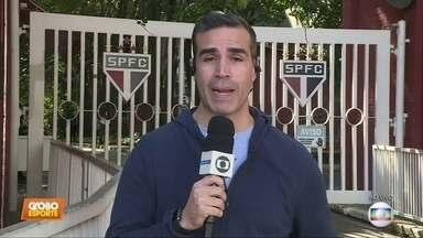 Ale Oliveira traz as informações do São Paulo, que pega o Avaí no próximo sábado - Ale Oliveira traz as informações do São Paulo, que pega o Avaí no próximo sábado