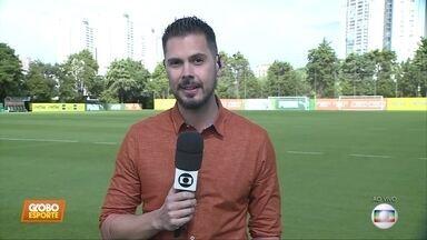 Renato Cury traz as informações do Palmeiras, que pega o Atlético-PR no sábado - Renato Cury traz as informações do Palmeiras, que pega o Atlético-PR no sábado