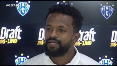 Sem distrações: Paysandu tem foco total na reabilitação na Série C - Diego Rosa fala sobre busca da equipe em voltar a vencer na competição.