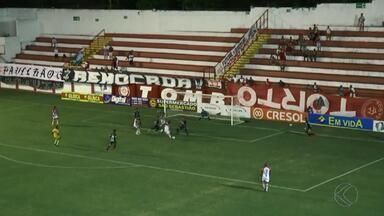 Tombense sai na frente, mas fica no empate em casa com Remo - Gavião abriu placar, levou a virada e empatou no fim no Almeidão, pela Série C