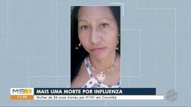 Segunda morte por gripe - Mulher de 36 anos morreu no fim de semana vítima do vírus influenza.