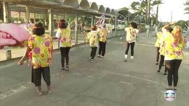 Ação conscientiza sociedade sobre respeito aos idosos no junho violeta - Sexto mês do ano levanta a bandeira do combate à violência contra o idoso.