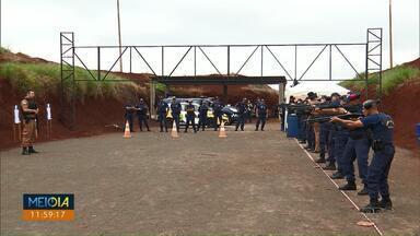 Estatuto da Guarda Municipal de Maringá é formalizado - Documento cria normas para as atividades dos agentes e torna a Guarda mais ostensiva