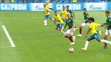 Seleção masculina define o novo camisa 10 para a Copa América - Willian é convocado para o lugar de Neymar.