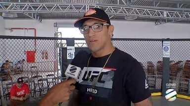 Charles de Bronx é uma das atrações em evento de MMA em Corumbá - Será sexta edição do CFC (Corumbá Fight Combat)