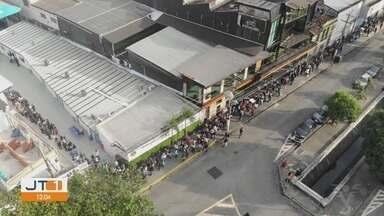 Cerca de 900 vagas estão disponíveis para jovens no Camps em Santos, SP - As inscrições vão até às 16h, mas continuam nos próximos sábados, 15 e 29.